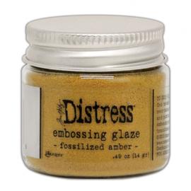 TDE70986 - Ranger • Tim Holtz Distress Embossing glaze Fossilized amber