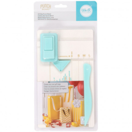 71333-3-We R Memory Keepers-Gift Bag Punch Board
