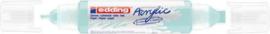 edding-5400 Acrylic Marker pastelblauw 1 ST 2-3/5-10mm / 4-5400916
