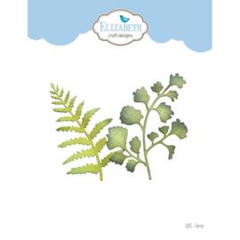 1875-Elizabeth Craft Design-Ferns