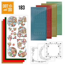 DODO183-Dot and Do 183 - Yvonne Creations - Christmas Village - Christmas Village
