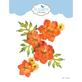 1844 - Elizabeth Craft Designs - Florals 8