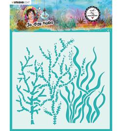 ABM-SFT-MASK09 - ABM Mask Seaweed So-Fish-Ticated nr.9