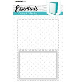 STENCILSL167 - Cutting and Embossing Die Essentials