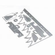 1677 - Elizabeth Craft Planner Essentials 16 Christmas tree page