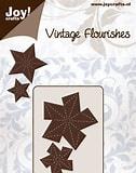 6003/0088 - Joy Crafts Vintage Flourishes