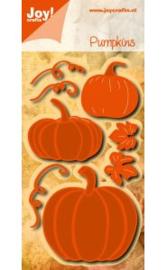 6002/0969 - Joy crafts Herbst Kürbis
