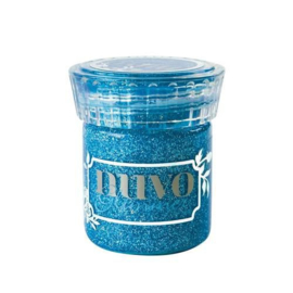 957N-Nuvo glimmer paste - sapphire blue