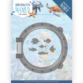 ADD10210-Underwater World-Port Hole
