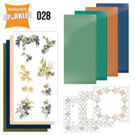 SPDO028-Sparkles Set 28 - Spring Delight