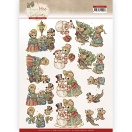 Have a mice christmas CD11714