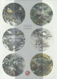 BOWOC 150-2213-UV vogels uitdrukvel