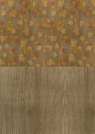 BGS10007-Backgroundsheets - Amy Design - Autumn Moments - Leaves