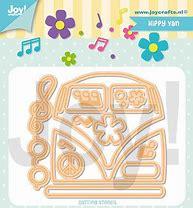 6002/1365 - Joy Crafts Hippy Van