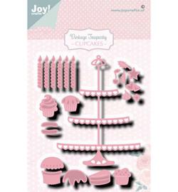 6002/1469 - Joy Crafts Teaparty Etagere