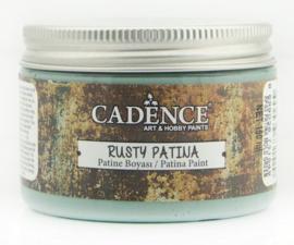 301272/0003 - Cadence rusty patina verf Patina Mould - schimmel groen
