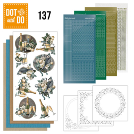 DODO137-Dot and Do 137 Christmas Whishes