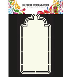 470.713.138 - Dutch Doobadoo Shape Art Tag XL
