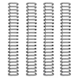 661274 - We R Memory Keepers • Binding wires 1,6cm Zwart 4pcs