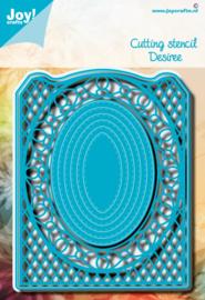 6002/1503- Blauw Desiree