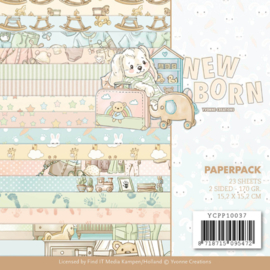 YCPP10037 - Paperpack - Yvonne Creations - Newborn