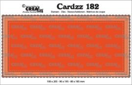 CLCZ182- stansen no. 182, Slimline B
