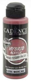 301200/0096-Cadence Hybride acrylverf (semi mat) Koraal
