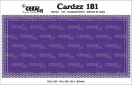 CLCZ181-slimline A Cardsize