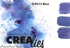 CLPC13-Pigment Colorzz, Blauw no. 13