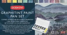 Derwent Graphitint Paint Pan Set DGT2305790