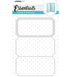 STENCILSL170 - Cutting and Embossing Die Essentials nr.170