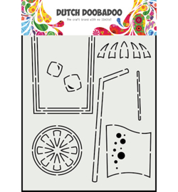 470.784.025-Card Art A5 Cocktail glass