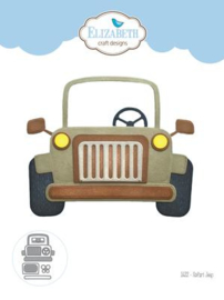 1622-Safari Jeep
