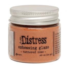 TDE71020 - Ranger • Tim Holtz Distress Embossing glaze Tattered rose