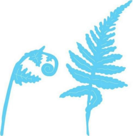 LR0403-Marianne D Creatable Tiny's Ferns