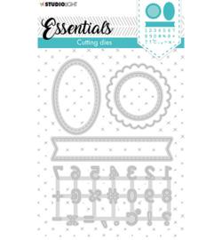 STENCILSL359 - Studio Light - Cutting Die - Essentials - nr.359
