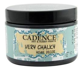 301260/0030-Cadence Very Chalky Home Decor (ultra mat) Zwart