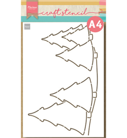 PS8105 - Marianne Design Forest - A4
