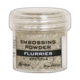 EPJ68631 - Ranger • Embossing powder speckle flurries