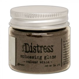 TDE71044 - Ranger • Tim Holtz Distress Embossing glaze Walnut stain
