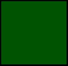 SCV 250-20066 30.5 X 30.5 cm. kerstgroenglad