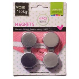 SKU: 1009-040-Vaessen Creative • Work Easy Magnete 4Stück