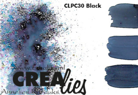 CLPC30-Pigment Colorzz, Zwart no. 30
