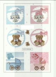 BOJE 100-LE0010-KN Baby knipvel