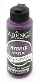 301200/0064 - Cadence Hybride acrylverf (semi mat) Pruim