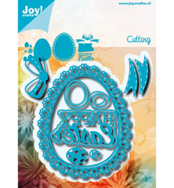 6002/1278-Noor - Happy Easter-Joy crafts