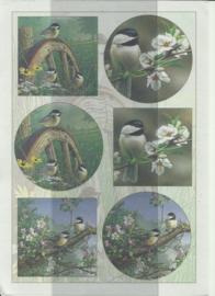 BOBO 100-3324-KN Vogels