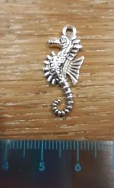 bedel, zeepaardje-zilverkleurig
