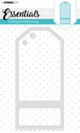 STENCILSL252- Studio Light Ticketmal