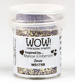 WS175R-Zeus-Embossing Glitter-15ml